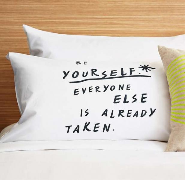 The Olsen Pillowcase