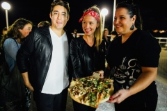 Crust Pizza Launch