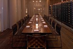 Hyatt Andaz West Hollywood Private Wine Room