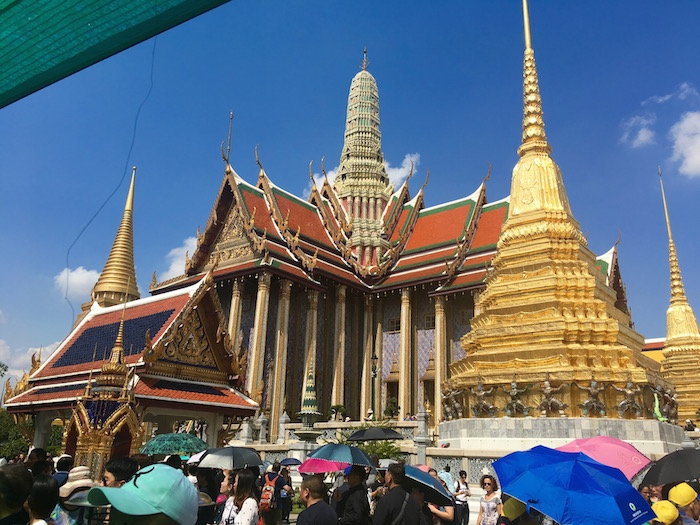 Bangkok Thai Tour
