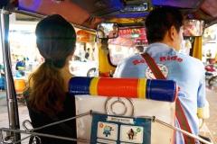 Bangkok Food Tour Tuk Tuk