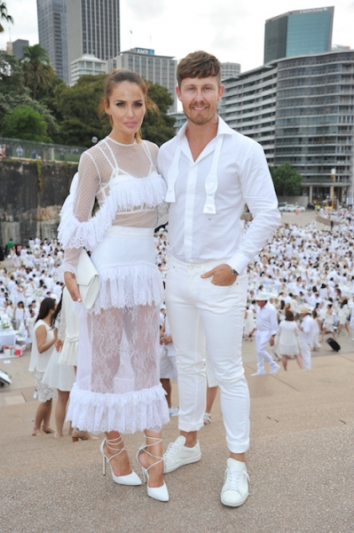 4th Annual Le D 238 Ner En Blanc Sydney Travel Amp Lifestyle