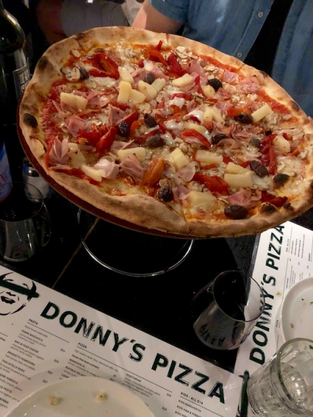 Donny's Pizza