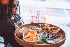 Day of the Dead - El Loco food