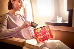 Etihad Airways Amenity