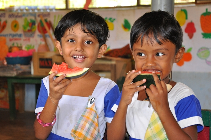 Give a gift of a Fruit Tree to Sri Lanka