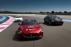 Master Maserati Driving Course