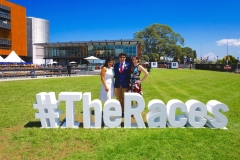 #TheRaces