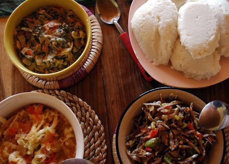Mozambique Cuisine