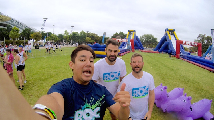 ROC Race Sydney