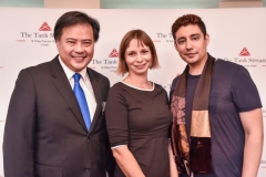 Tan Boon Lee, Managing Director, Silke Elzner, Rafael Ruiz