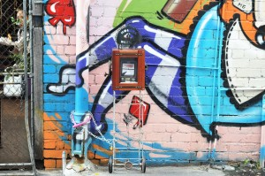 Automaton in Red | [2] Modern Dilemma - by Mel McVee