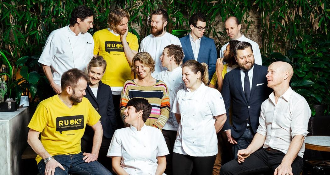 R U OK Chef Group