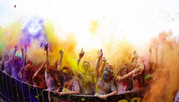 Color Run Sydney