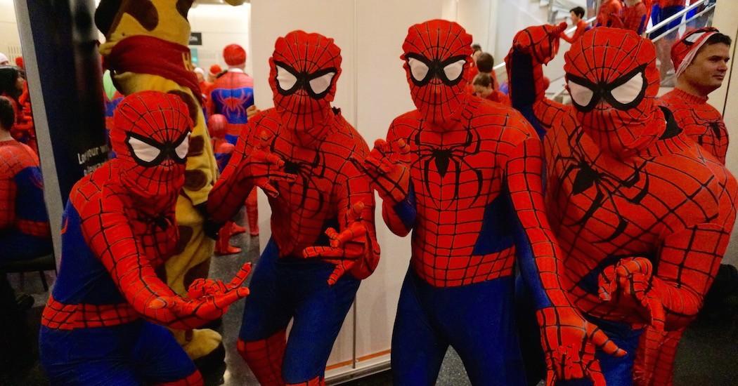 Spiderman Event
