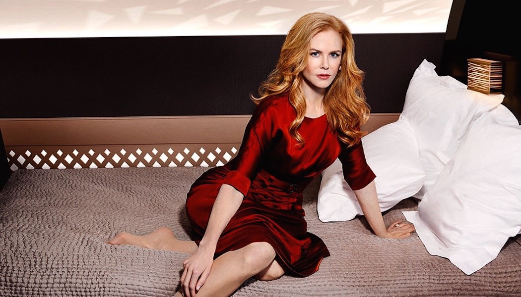 Etihad Airways - Nicole Kidman - The Residence Bedroom