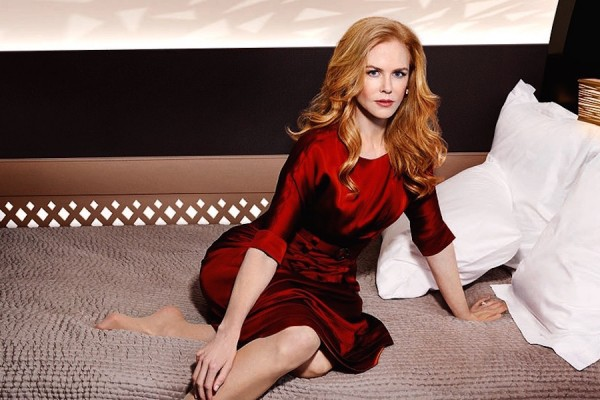 Etihad Airways - Nicole Kidman - The Residence Bedroom