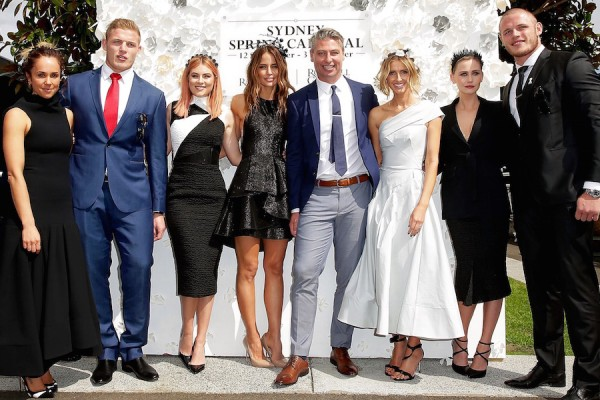 2015 Sydney Spring Carnival launch at Royal Randwick Racecourse