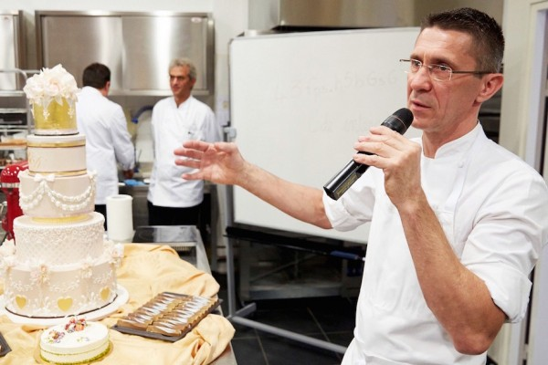Jean Michel Raynaud from La Renaissance Patisserie and Cafe