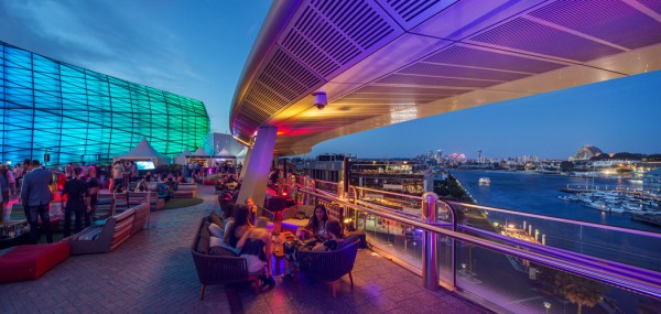 Sky Terrace Rooftop