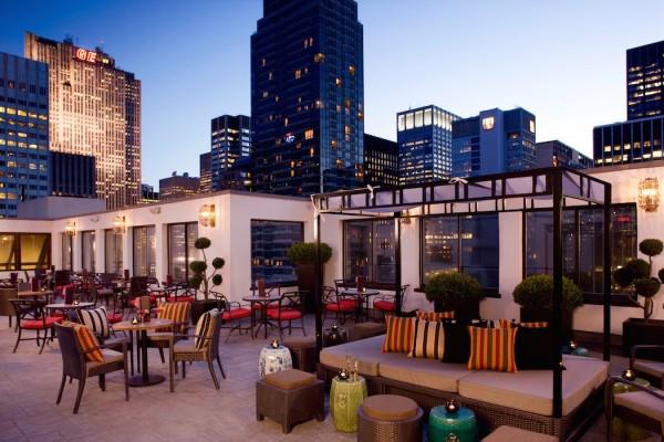 The Peninsula New York: Salon de Ning