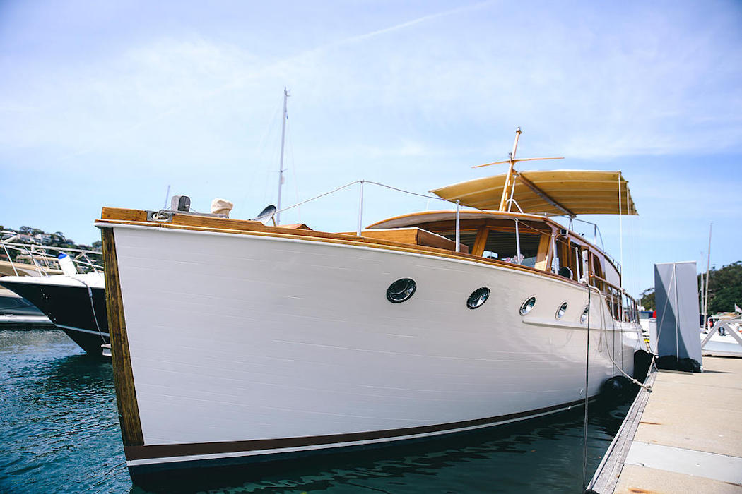 Sydney Classic Boat Charters