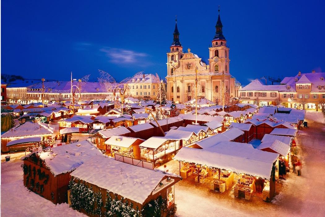 Ludwigsbury Christmas Market