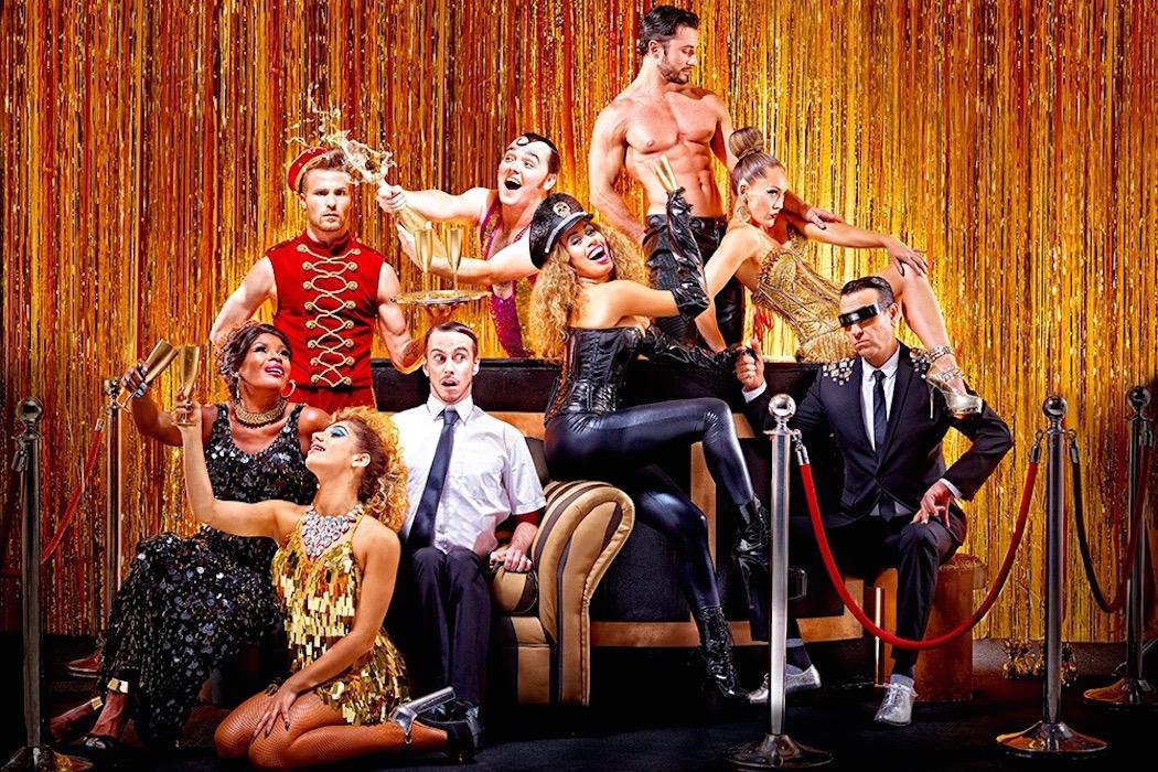 Velvet the show