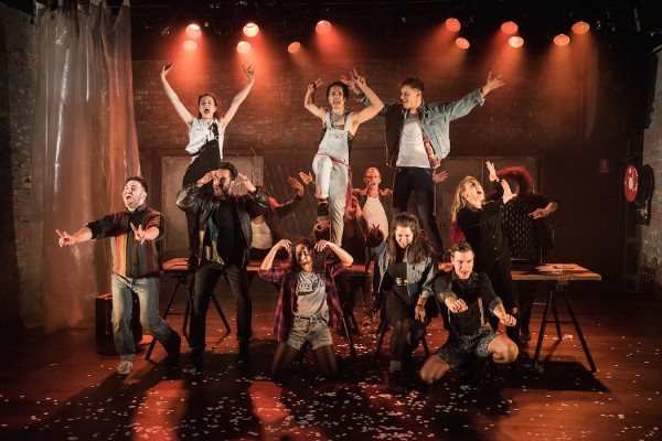 Cast of RENT 2 (c) Kurt Sneddon