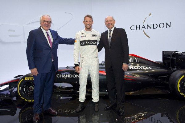 Chandon ignites spark