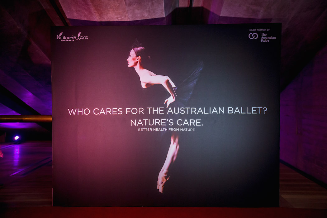 Nature's Care and The Australian Ballett