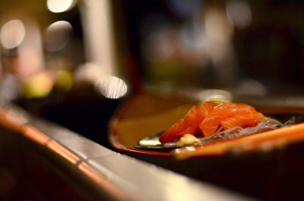 Sake and Sashimi Masterclass