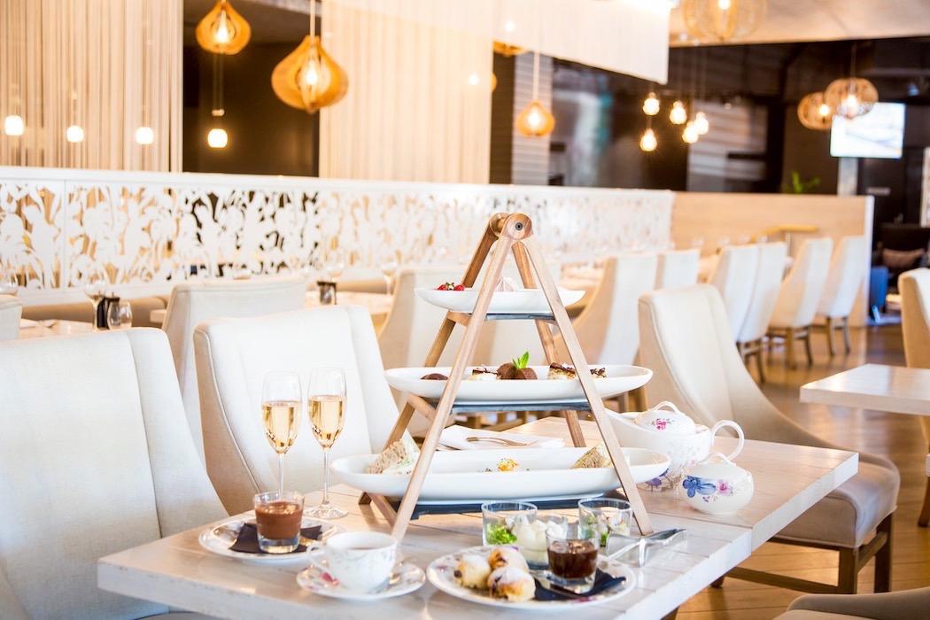 Chocolate High Tea, PC: Anna Kucera