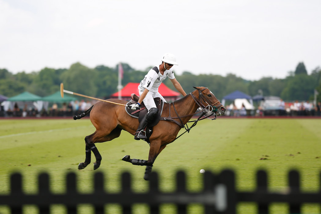 Cartier Queen's Cup Polo PC: Tristan Fewings