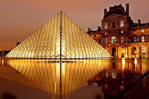 Paris on the way