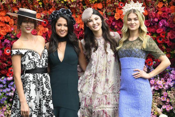 2016 Sydney Spring Racing Carnival Launch. PC: Fiora Saccos