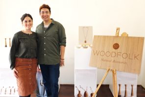 Spring Flow Collection by Woodfolk
