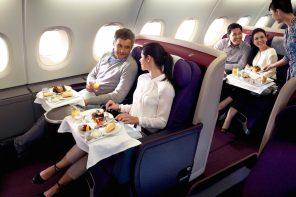 Malaysia Airlines unveils new range of bevoirs onboard