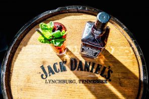 Jack Daniels welcome y'all