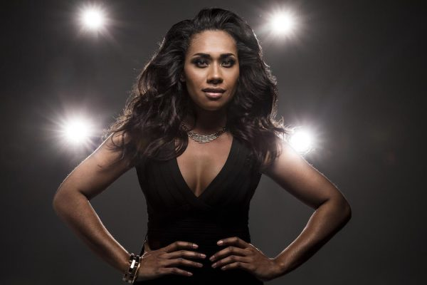 The Bodyguard, Paulini PC: Daniel Boud