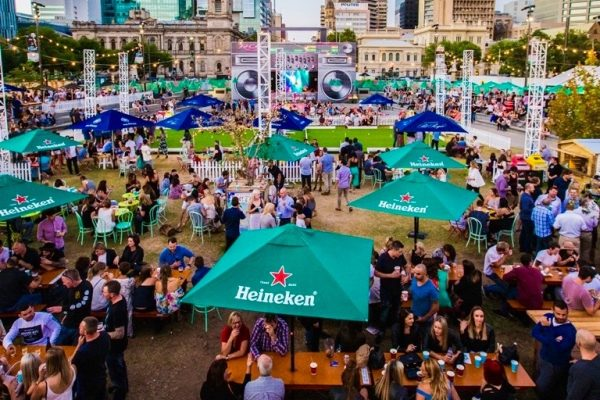 Heineken Royal Croquet Club