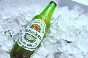 Heineken® 3 or your money back.