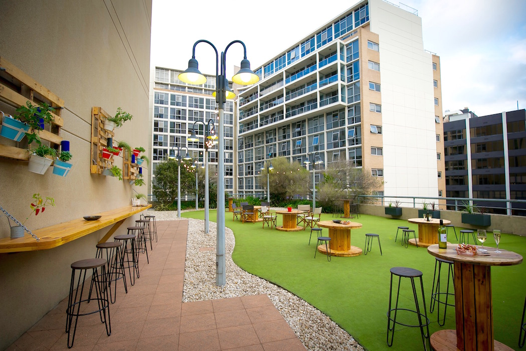 The Grove Rooftop, Novotel Sydney Central