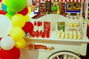 Aeroplane Jelly's 90th Birthday