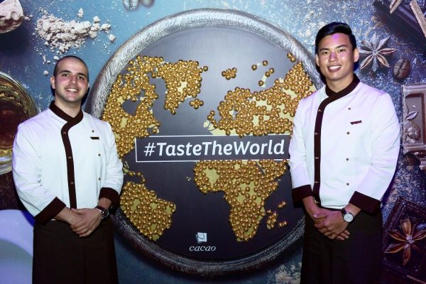 Etihad Airways x Taste The World