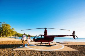 Orpheus Island Lodge </P> The Ultimate Gourmet Getaway