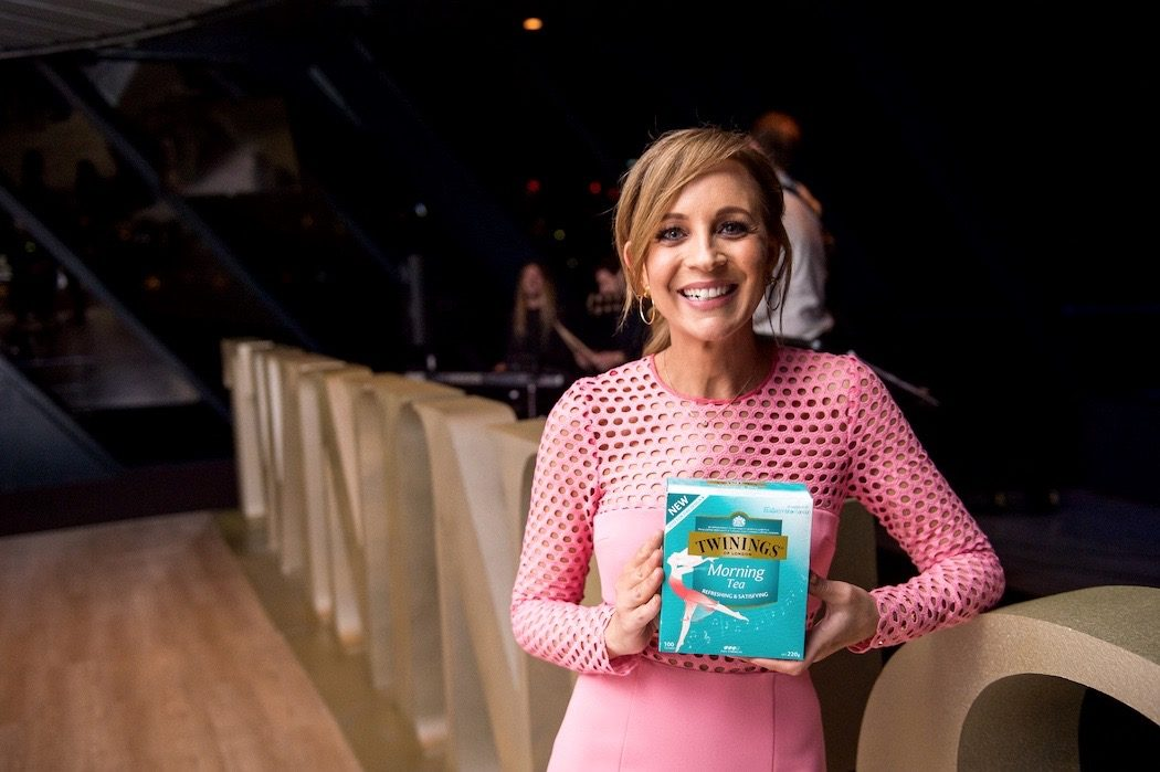 Twinings: Carrie Bickmore