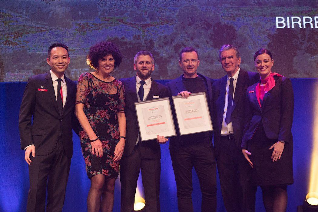 AFR Top 100 Restaurants Awards