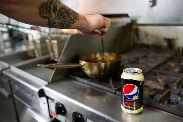 Pepsi Max The Vanilla Kitchen