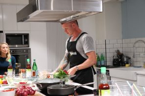 Whirlpool Cooking Class with Scott Gooding